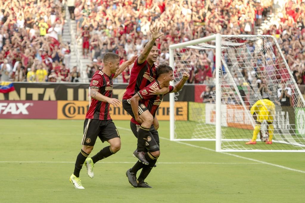 Atlanta United vs Los Angeles Galaxy