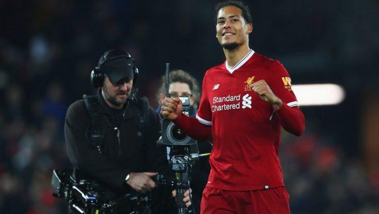 Sự quan trọng của Van Dijk với Liverpool là không cần phải tranh cãi