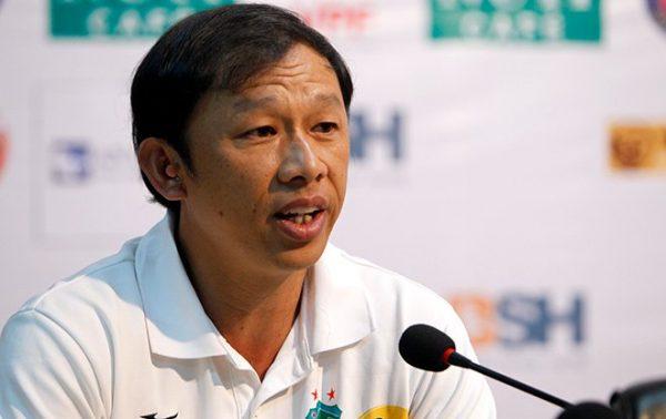 HLV Minh Ninh không hài lòng vì không lọt vòng top 5
