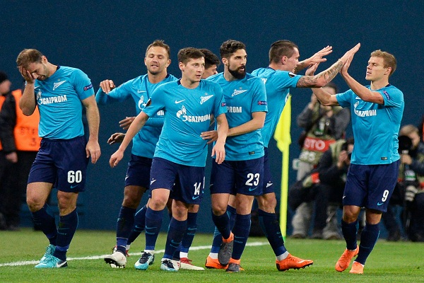 Nhận định Zenit vs FC Copenhagen