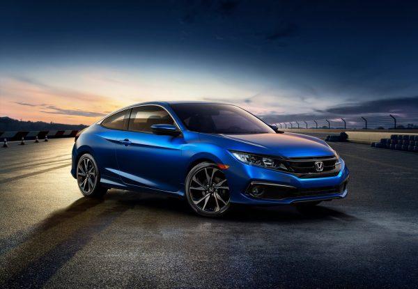 Honda Civic 2019 công bố giá bán khởi điểm chỉ 616 triệu