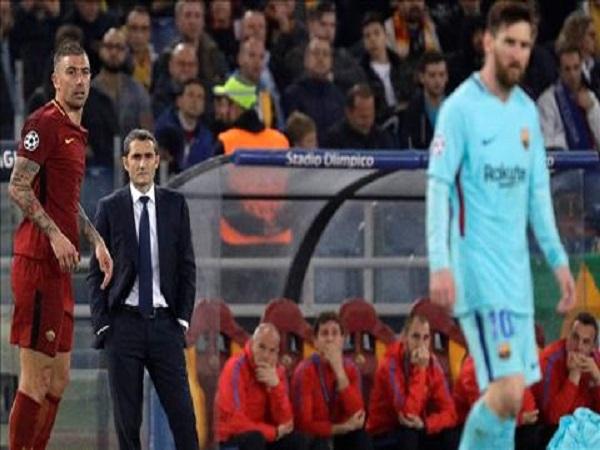 MU không việc gì phải sợ Barca