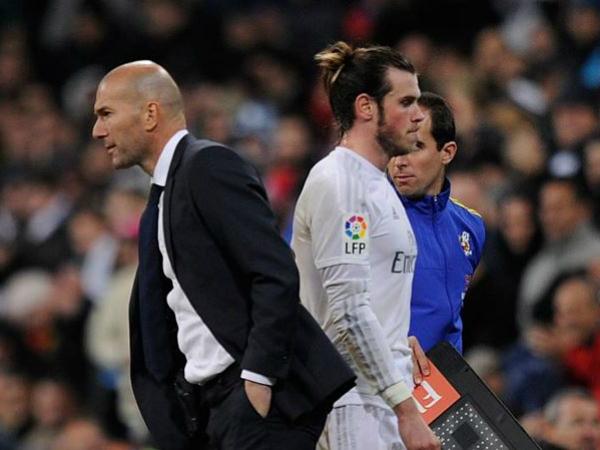 """Zidane: """"Di sản của Bale ở Real không thể bị lu mờ"""""""