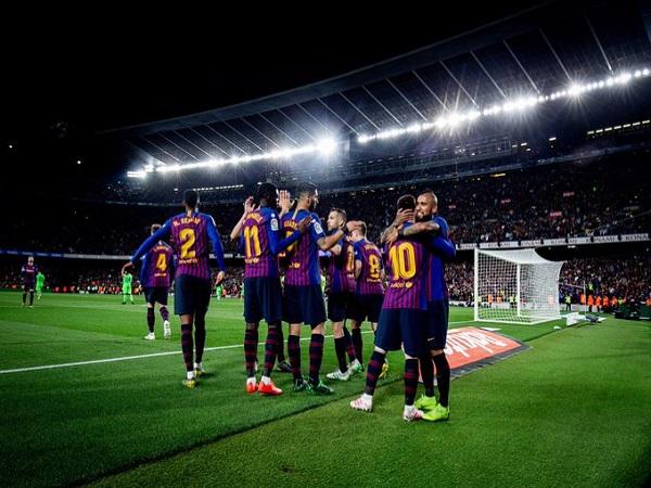 Barca chính thức vô địch La Liga