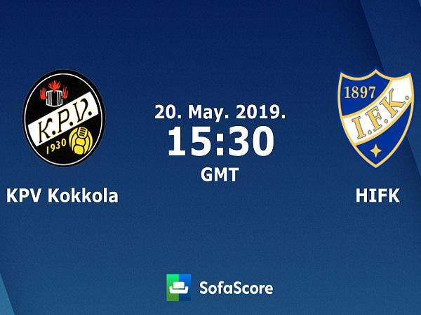 Dự đoán KPV Kokkola vs HIFK, 22h30 ngày 20/05