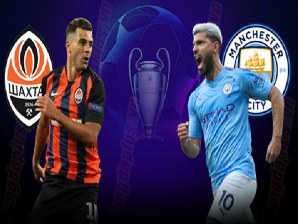 Nhận định bóng đá hôm nay: Shakhtar Donetsk vs Man City