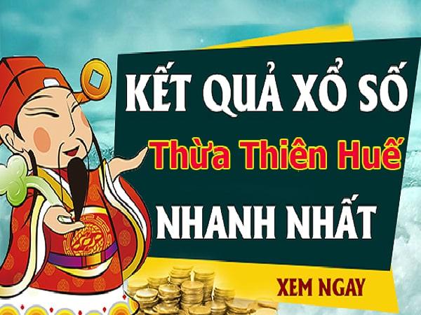 XSThừa Thiên Huế10/2