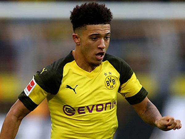 Chuyển nhượng chiều 14/7: Dortmund báo giá Jadon Sancho cho MU