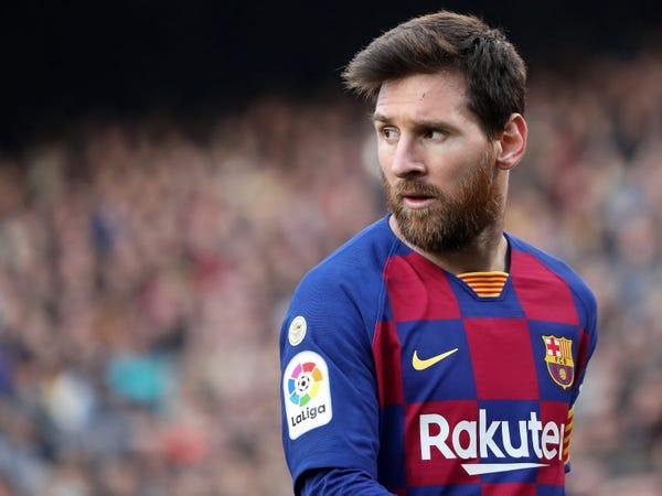 Chuyển nhượng chiều 27/8: Messi đã chọn Man City, đang chờ gia nhập