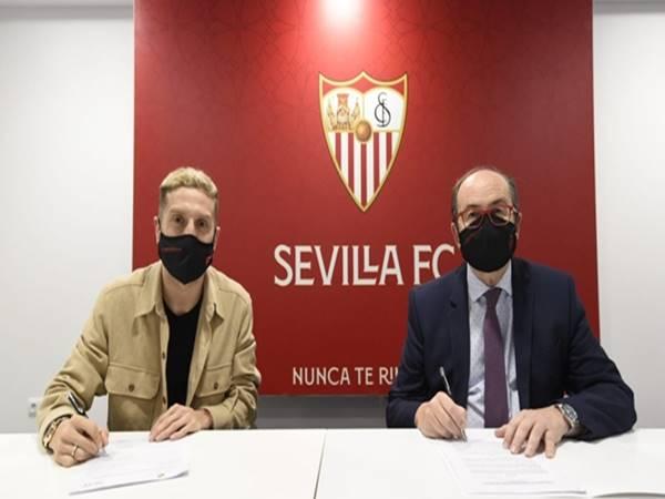 Tin thể thao sáng 27/1: Sevilla chiêu mộ tiền vệ Serie A
