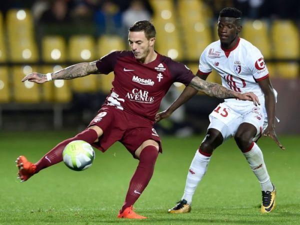 Nhận định kèo Metz vs Lille, 2h00 ngày 10/4 - Ligue 1