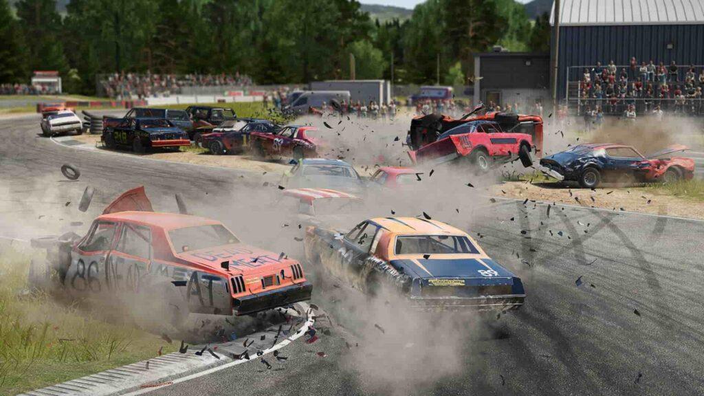 Wreckfest ra mắt trên PlayStation 5 và Xbox Series X   S