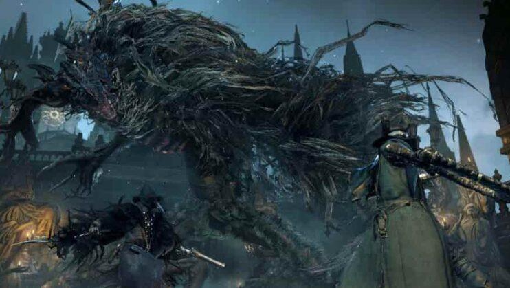 Cửa tắt của Bloodborne's Cut Cleric Beast được Modder khôi phục