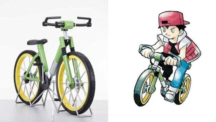 Xe đạp triệu đô của Pokémon được chế tạo trong đời thực để tặng Twitter