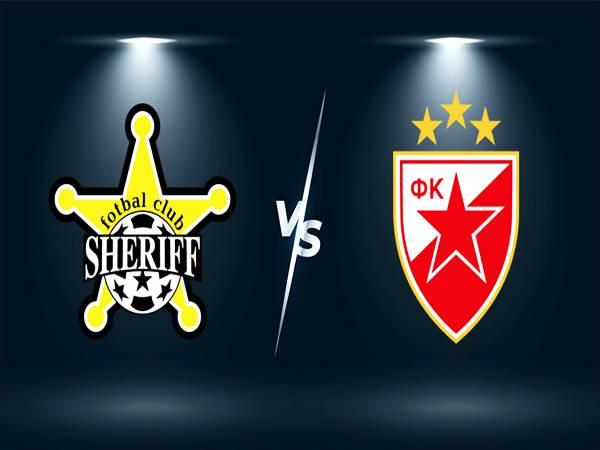 Nhận định Sheriff Tiraspol vs Crvena Zvezda, 00h00 ngày 11/8 Cup C1