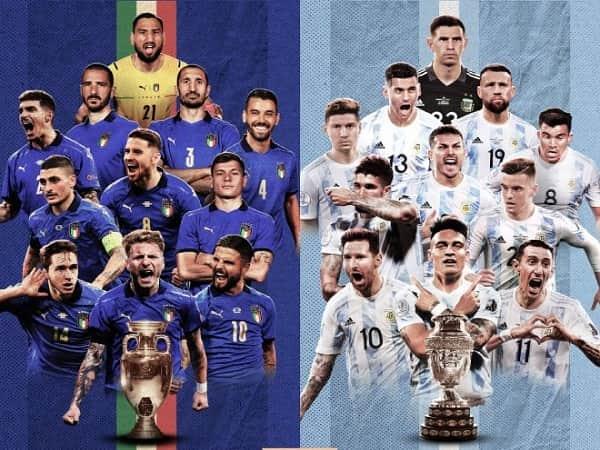 Argentina đấu Italia tranh Siêu cúp thế giới năm 2022?